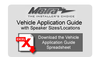 Vehicle Application Guide